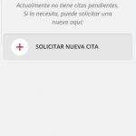 App GVA menu principal