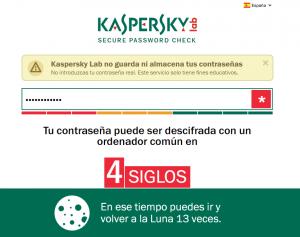 Pass 01 Kaspersky