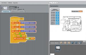Scratch arduino