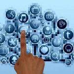 apps at finger